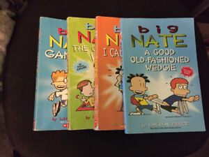 Big Nate & Diary of Winpy kid series for sale