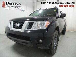 2015 Nissan Frontier   Used C/C 4X4 Pro-4X Sunroof Nav Lthr Sts