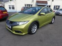 2013 HONDA CIVIC I-DTEC ES EDITION ** £20 LOW ROAD TAX ** HATCHBACK DIESEL