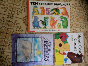 Children's learning and story books