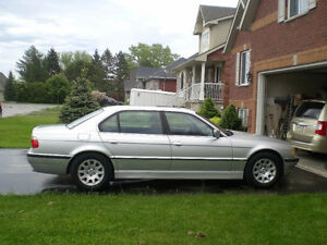 2001 BMW 7-Series 740 IL, RUST FREE, southern car.