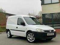 2009 Vauxhall Combo 1.3 CDTi 2000 16v Panel Van 3dr Panel Van Diesel Manual