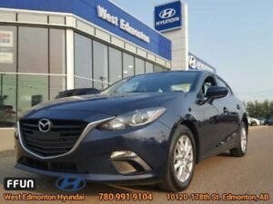 2016 Mazda Mazda3 GS  Bluetooth sunroof xm radio heated seats