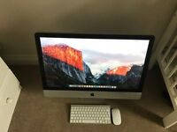 """iMac 27"""" i5 2.66ghz 12gb ram late 2009"""