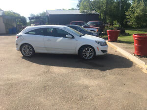 Clean , never smoked in, 2008 Saturn Astra XR Coupe (2 door)