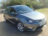 Seat Ibiza 1.2 TSI SportCoupe 2012 FR, 67k, lovely condition, just serviced