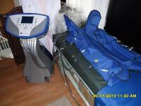 Massage drainage lymphatique