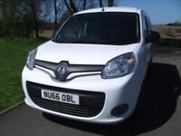 Renault Kangoo 1.5 DCi Low mileage, EW, EM, AC, Twin side door Bennett Van Sales