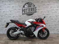 Honda CBR650 FA 2016 *Low mileage Minter!*