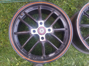 """Konig mags only 17"""" 4 x 100"""