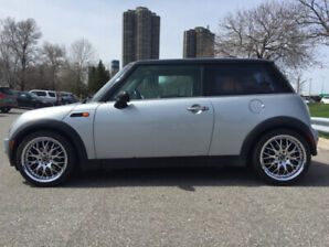 2002 MINI Cooper (SEE AD FOR DETIALS)