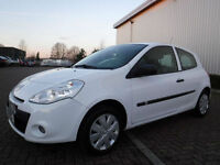 Renault Clio 1.5 DCi 3Dr Left Hand Drive(LHD)