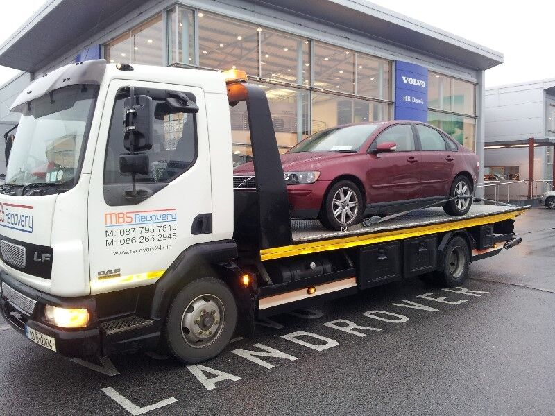 Recovery, Towing