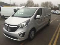 2018 Vauxhall Vivaro L2h1 1.6cdti Sportive Van Panel Van