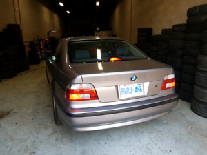1997 BMW 5 AERIES 6 SPEED
