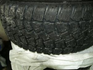 ****NEW PRICE*** JETTA WINTER TIRES AND RIMS 205/55/R16