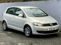 FINANCE AVAILABLE!! 61 REG VOLKSWAGEN GOLF PLUS 1.6 TDI SE 5dr,