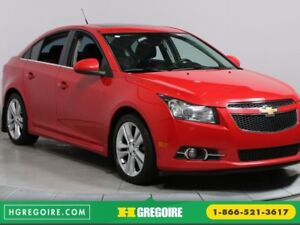 2012 Chevrolet Cruze LT TURBO A/C TOIT BLUETOOTH MAGS