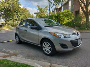 2011 Mazda 2 MANUAL - with SAFETY