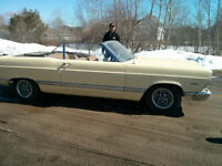 1967 Ford Fairlane Gt 500 Convertible