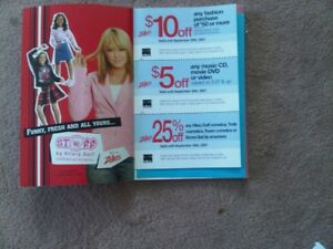 Zellers/Cdn.Red Cross-2007-Babysitter's Manual with coupons