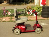 Victory Motor Scooter