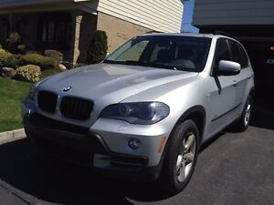 bmw x5 silver fully equiped
