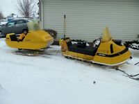 Wanted - Your old Olympic Skidoo