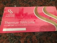Thermae voucher