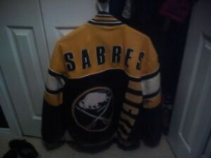 Buffalo Sabres winter jacket