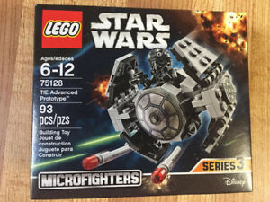 LEGO Star Wars Microfighters Set #75128 - NEW / SEALED