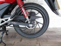 Honda CB125F 2017 *Low miles-nationwide delivery-good or bad credit finance*