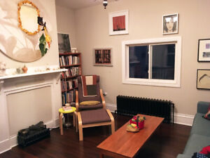 Spacious 2br in PERFECT North End location:  Apr 20 - June 15