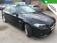BMW 520 2.0TDAuto 2014MY d M Sport