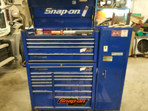 Coffre outils Snapon mécanicien