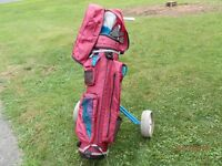 Complete set womens clubs