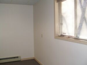 two room office suites on second floor