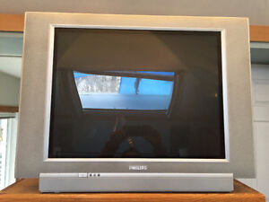 "Philips 27"" HD TV for Sale"