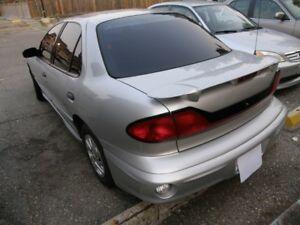 2004 Pontiac Sunfire Sedan