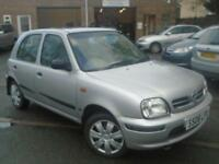 1999 S NISSAN MICRA 1.3 ALLY 16V 5D 75 BHP