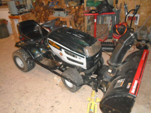LawnMower Snow Thrower...SOLD!!!