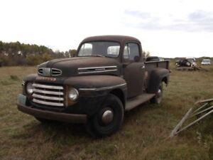 1949 m68 Mercury Truck