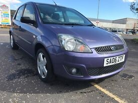 Ford Fiesta excellent condition service history 52000 miles