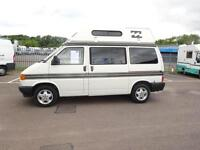 Autosleeper Trident 2 berth T4 VW Campervan