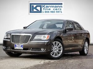 2014 Chrysler 300 AWD|Leather|Sunroof|Heated Seats|