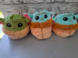 Yoda Sensory Plush
