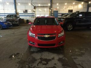 2013 Chevy Cruze manual transmission