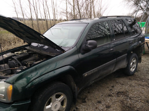 2004 trailblazer parts or whole