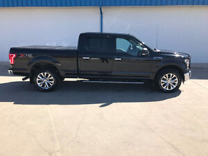 2016 Ford F150 XLT XTR Package 4x4 Supercrew 5.0L 6.5' Box – Low