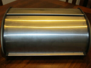 Stainless Steel Bread Box